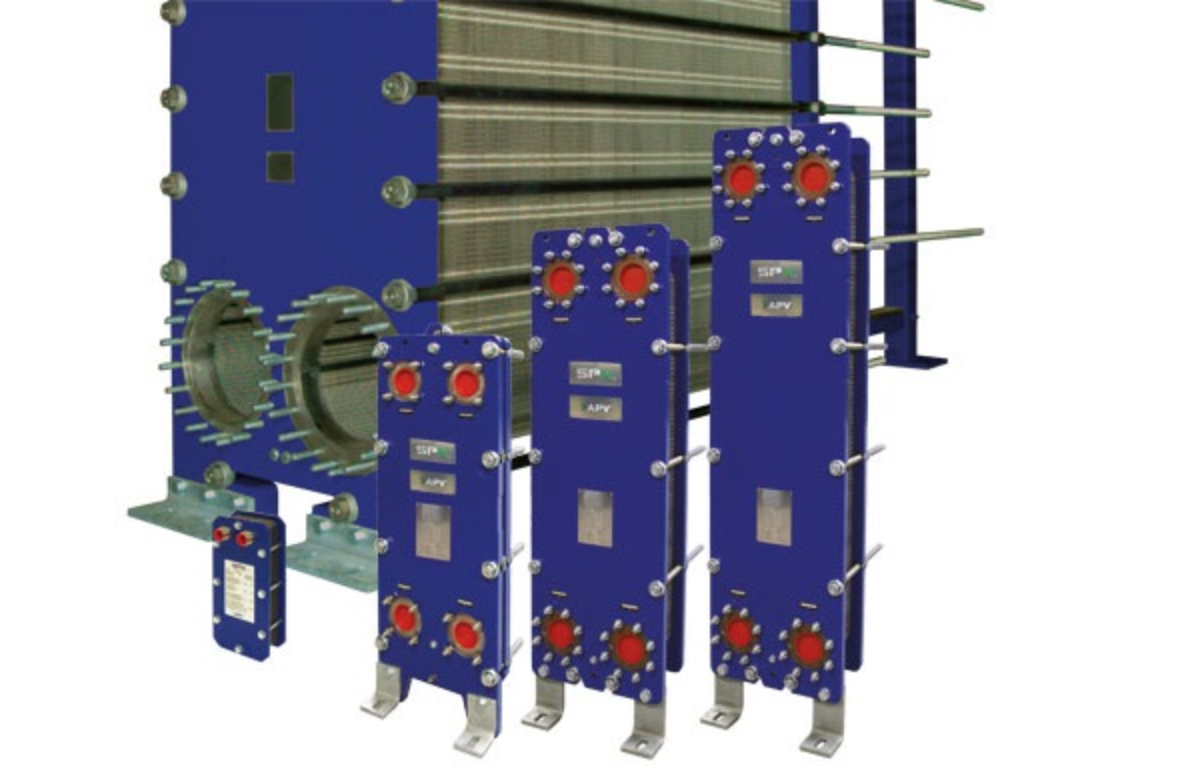 APV heat exchangers